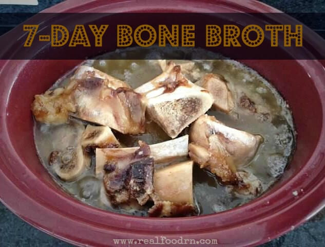 7-day Bone Broth | Real Food RN
