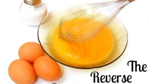 The Reverse Omelette