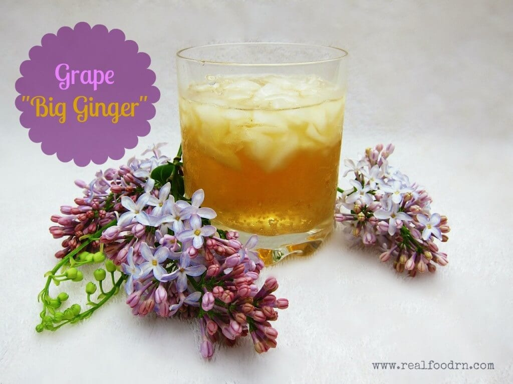 "Grape ""Big Ginger"" (a Minnesota favorite)   Real Food RN"
