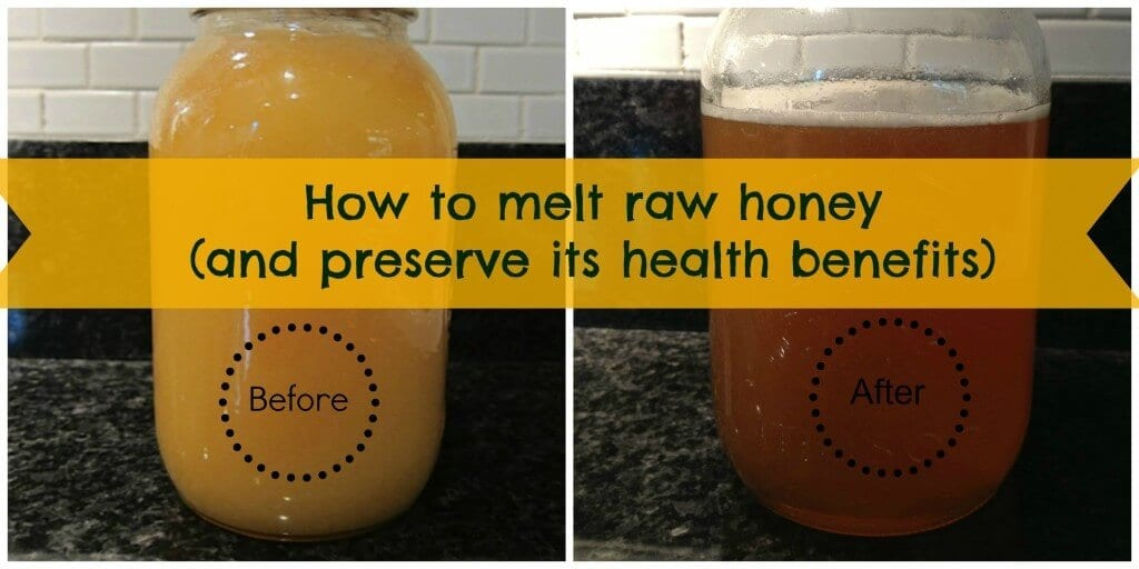 How to Melt Raw Honey | Real Food RN