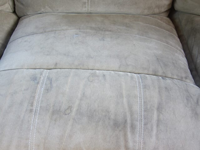 How to Clean a Microsuede Couch with One Simple Ingredient | Real Food RN