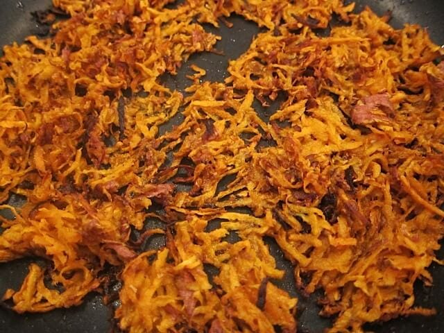 Quick & Easy Sweet Potato Hash Browns | Real Food RN
