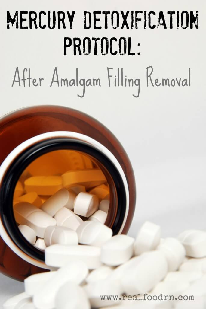 Preventing Mercury Toxicity After Amalgam Filling Removal | Real Food RN
