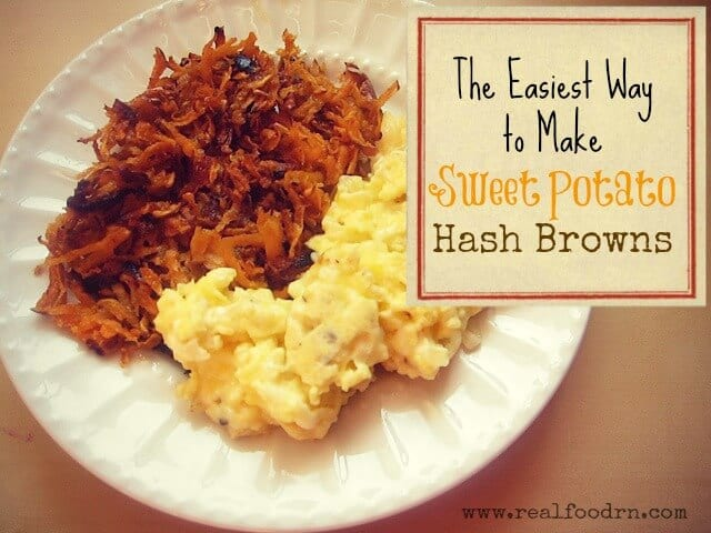 how to make simple hash browns