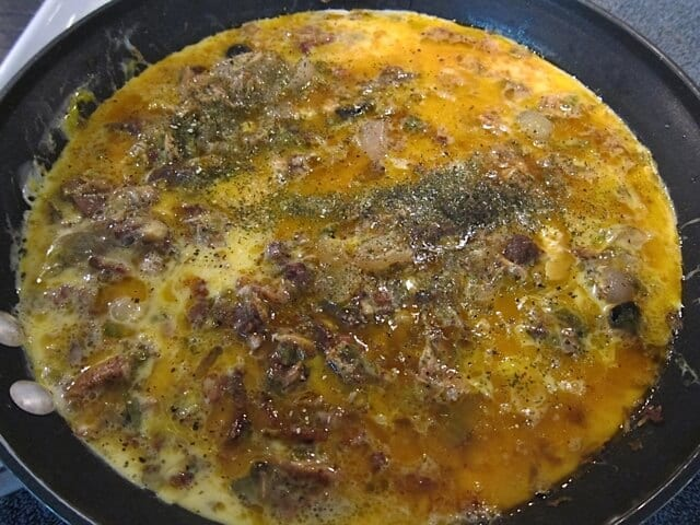 Leftovers Frittata | Real Food RN