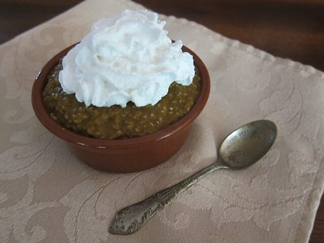 Pumpkin Pie Chia Seed Pudding   Real Food RN