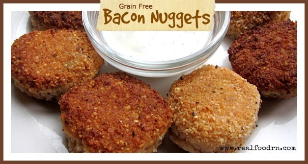 Grain Free Bacon Nuggets | Real Food RN