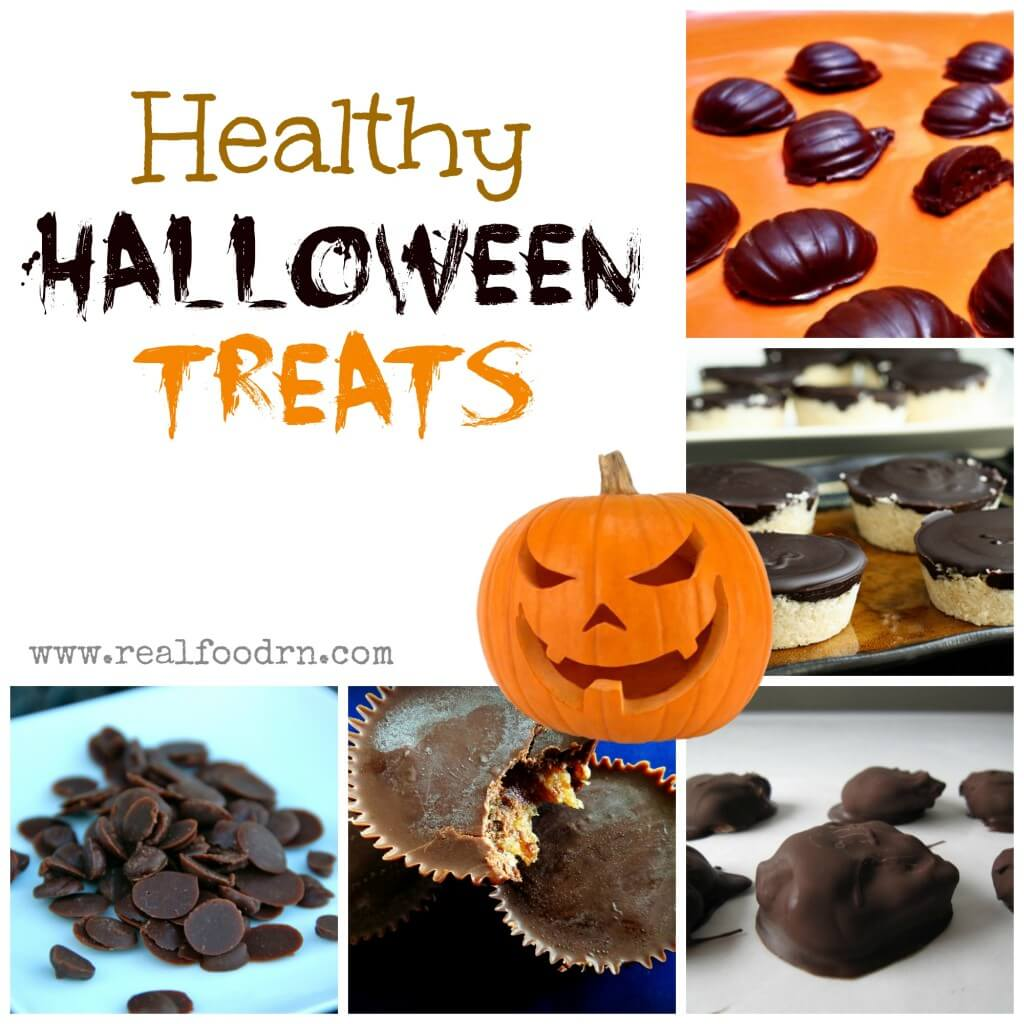 Healthy Halloween Treats | Real Food RN