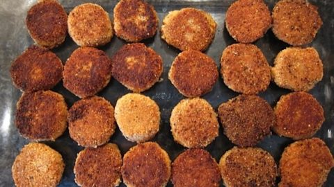 Grain-Free Bacon Nuggets