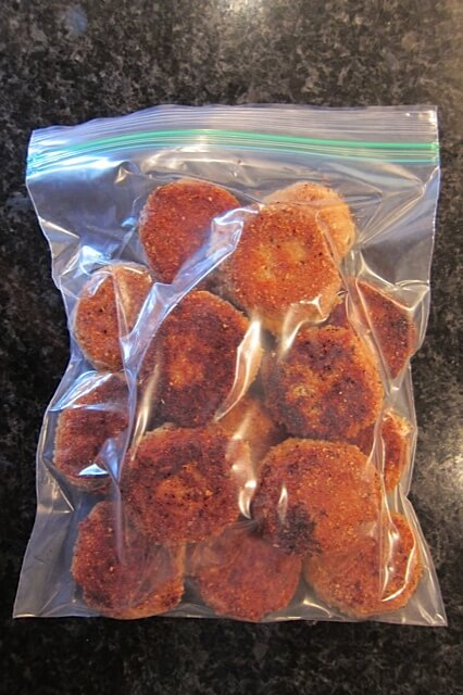 Grain Free Bacon Nuggets   Real Food RN