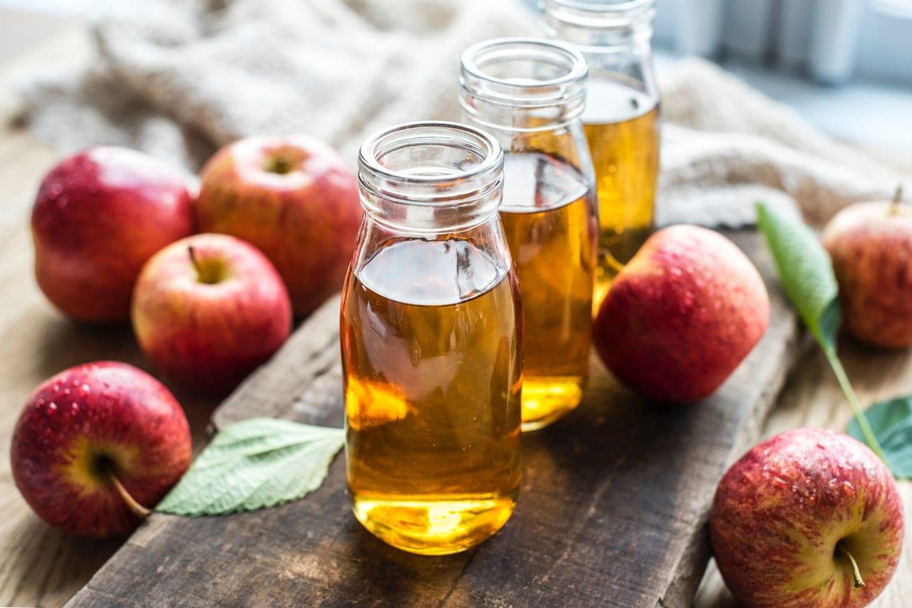 Apple Clove Kombucha | Real Food RN