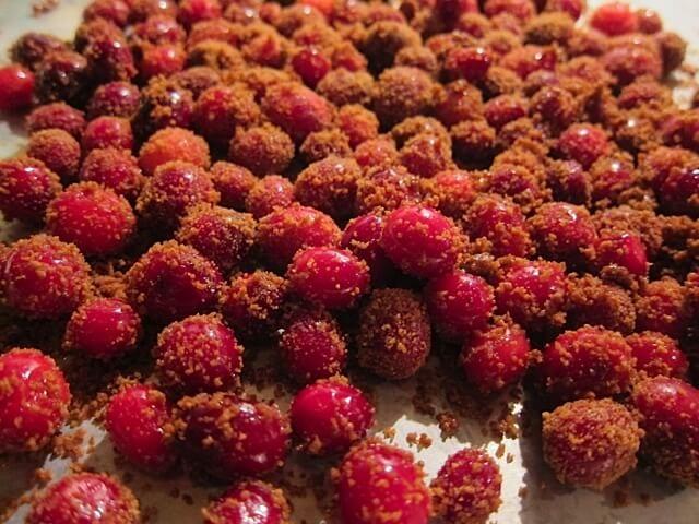 Healthy Sugared Cranberries   Real Food RN