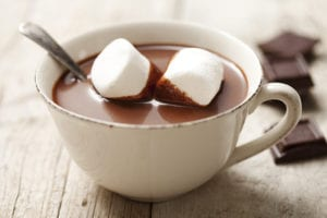 Dairy-Free Hot Chocolate | Real Food RN