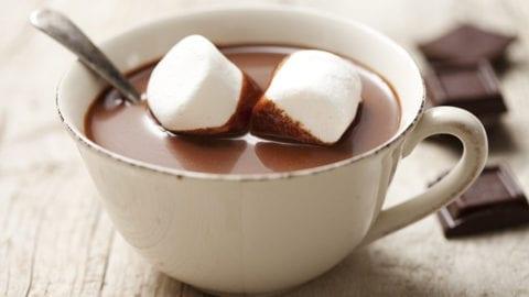 Dairy-Free Hot Chocolate | Real Food RN
