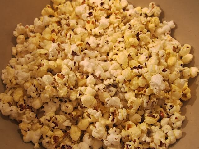 Stovetop Homemade Kettle Corn | Real Food RN