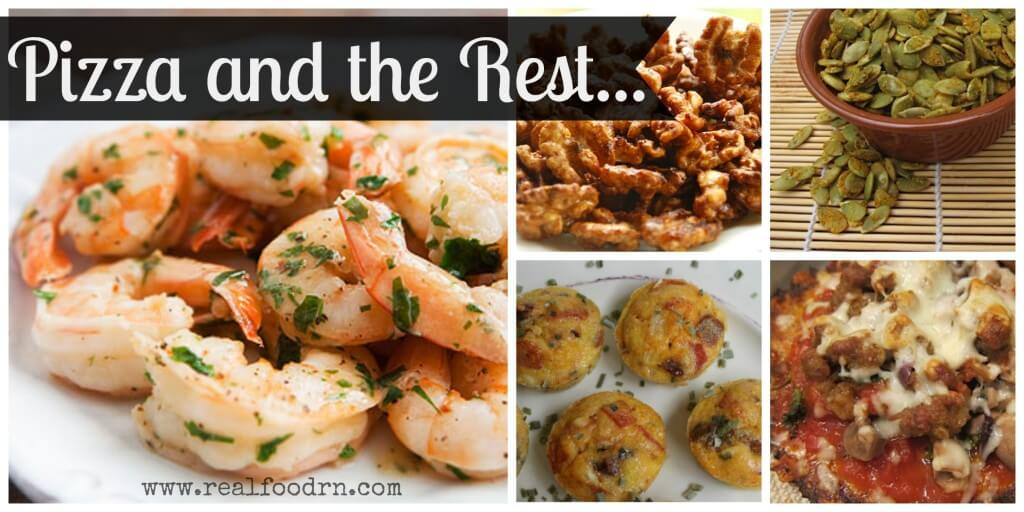 Healthy Superbowl Snacks and Appetizers (that are still delicious!) | Real Food RN
