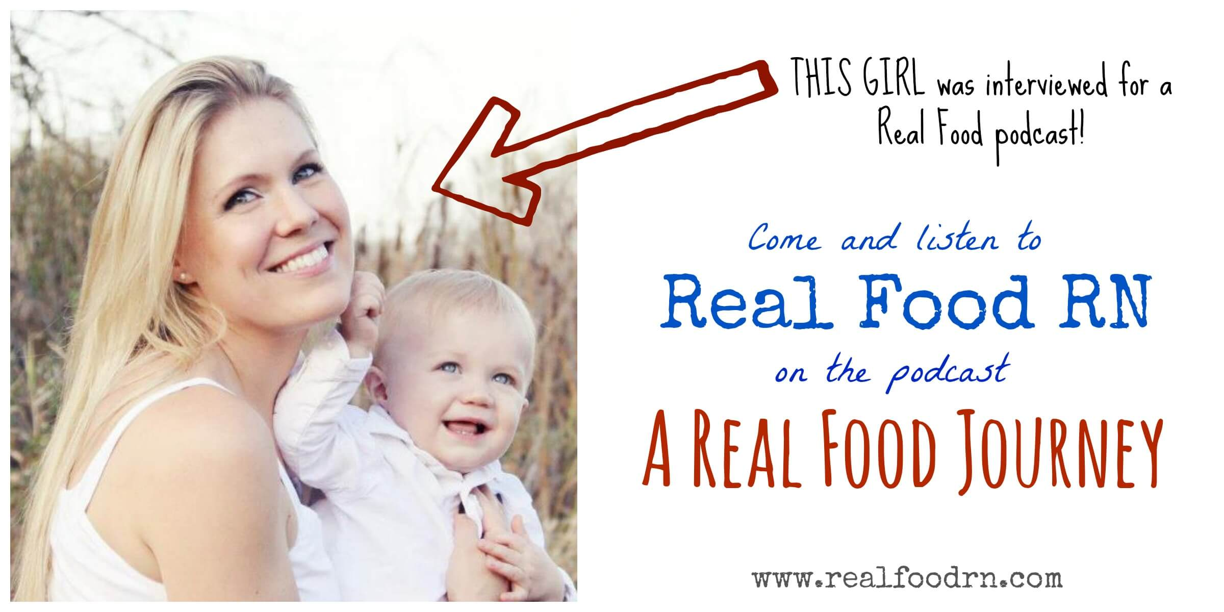 a real food journey