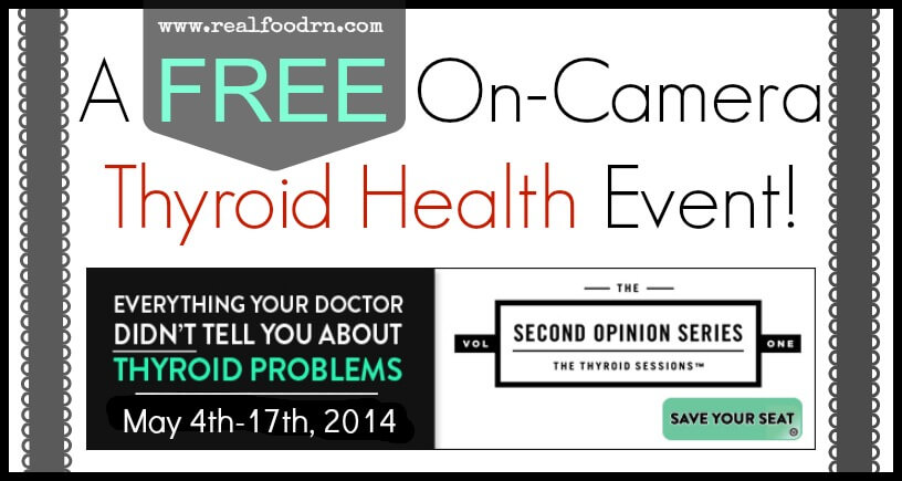 Free Thyroid Event | Real Food RN