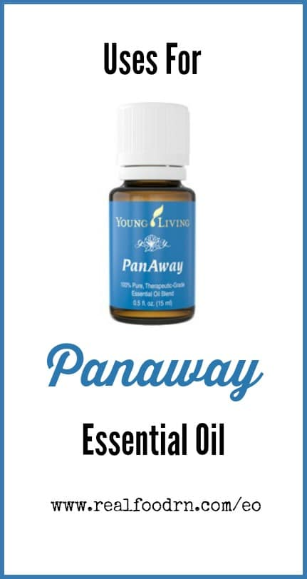 Uses for PanAway Essential Oil | Real Food RN