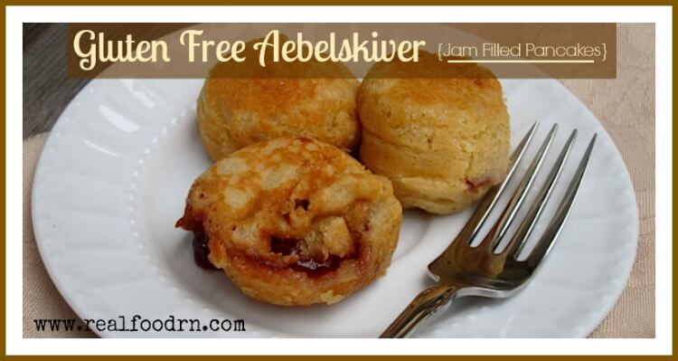 Gluten Free Aebelskiver | Real Food RN