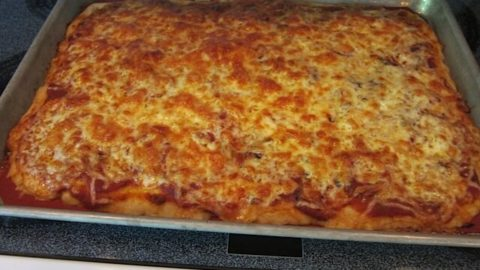 Easy Gluten-Free Pizza Crust