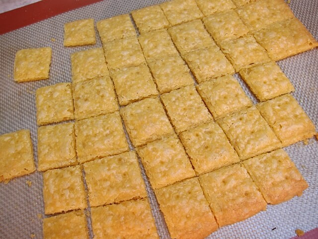 Gluten Free Cheez-It Crackers | Real Food RN