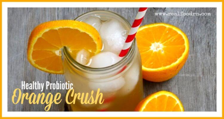 Healthy Orange Crush | Real Food RN