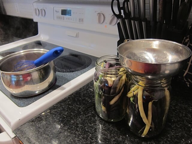 Easy Refrigerator Pickled Green Beans | Real Food RN
