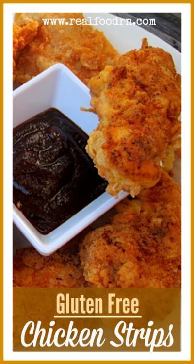 Gluten Free Chicken Strips | Real Food RN