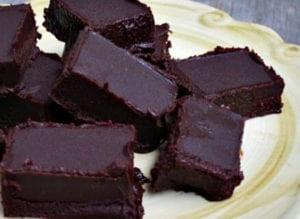 3-Ingredient Homemade Fudge   Real Food RN