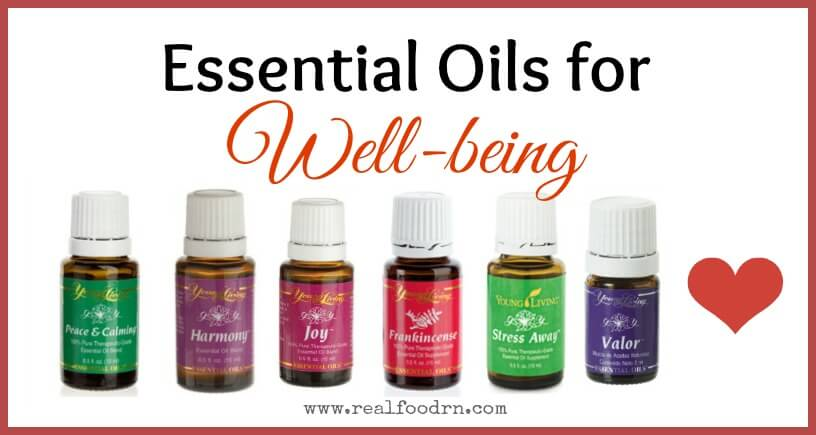 Essential Oils for Well-being | Real Food RN