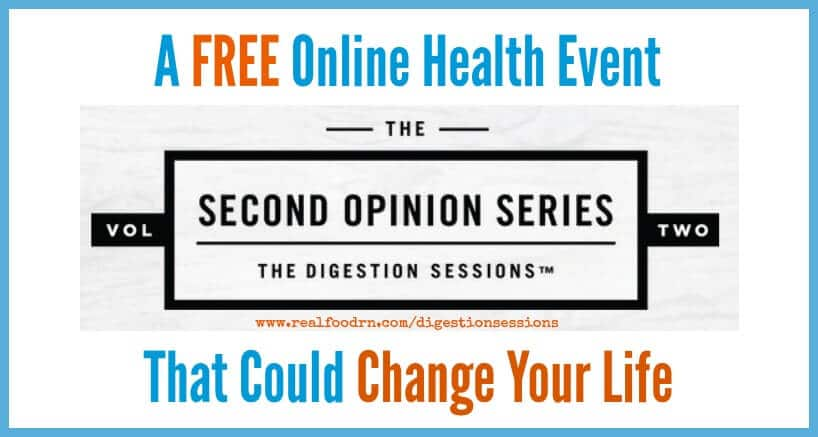 The Digestion Sessions | Real Food RN