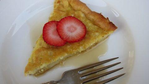 Gluten-Free Dutch Baby Pancake