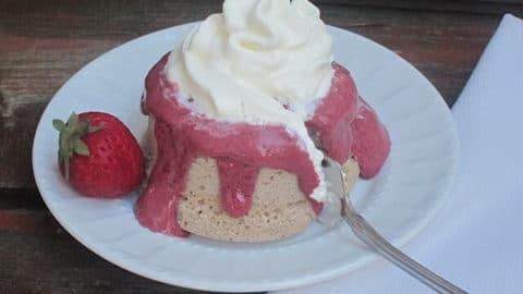 Paleo Breakfast Cake