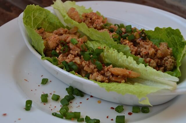 P.F Chang's Chicken Lettuce Wraps Recipe | Real Food RN