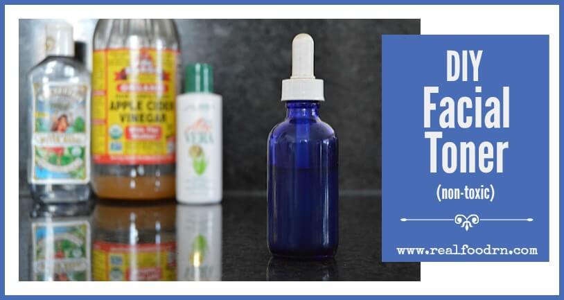 DIY Facial Toner | Real Food RN