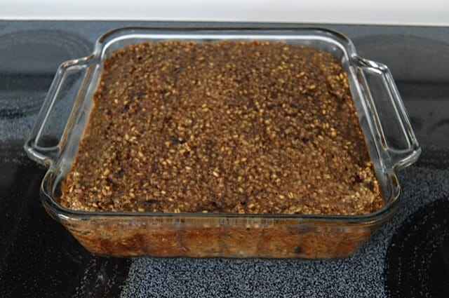 Lactogenic Baked Oatmeal | Real Food RN