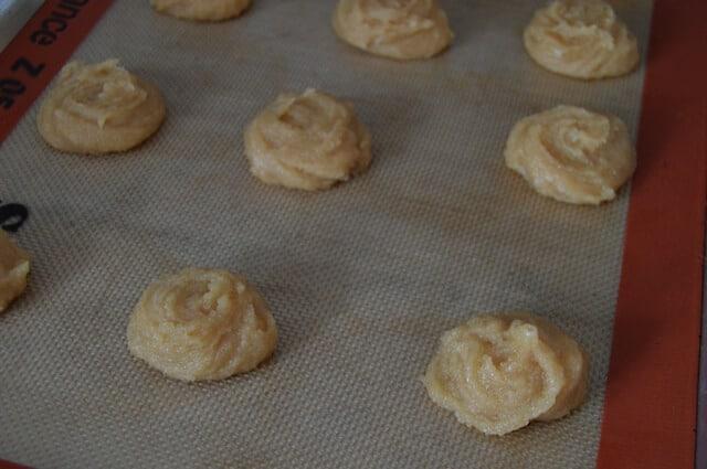 Grain Free Lemon Cake Cookies | Real Food RN