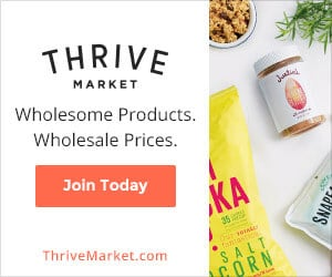 Thrive Market | Real Food RN