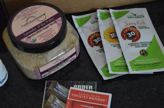 Ecocentric Mom & Baby Subscription Boxes | Real Food RN