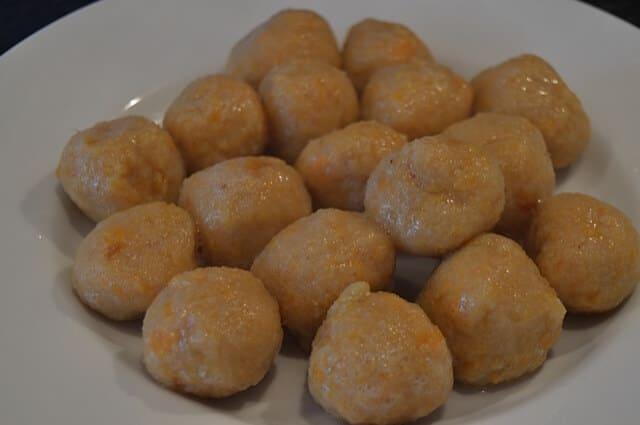 Sweet Potato German Dumplings | Real Food RN