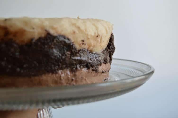 Homemade Ice Cream Cake | Real Food RN