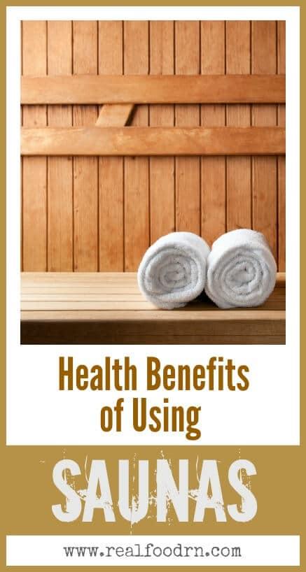 Health Benefits of Using Infared Saunas | Real Food RN
