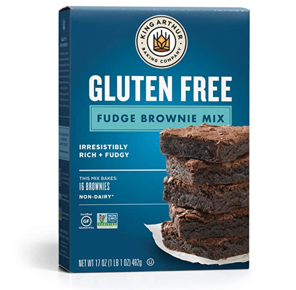 Gluten-Free Chocolate Fudge Brownie Mix