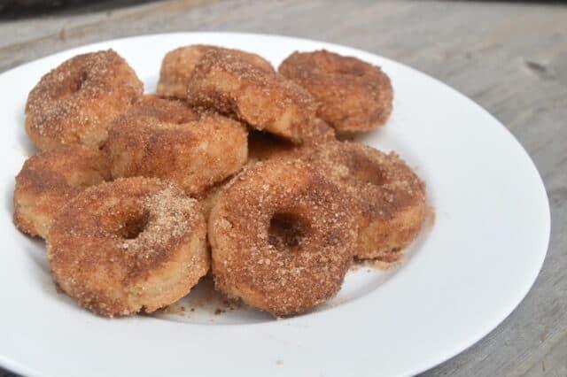Grain Free Mini Donuts | Real Food RN