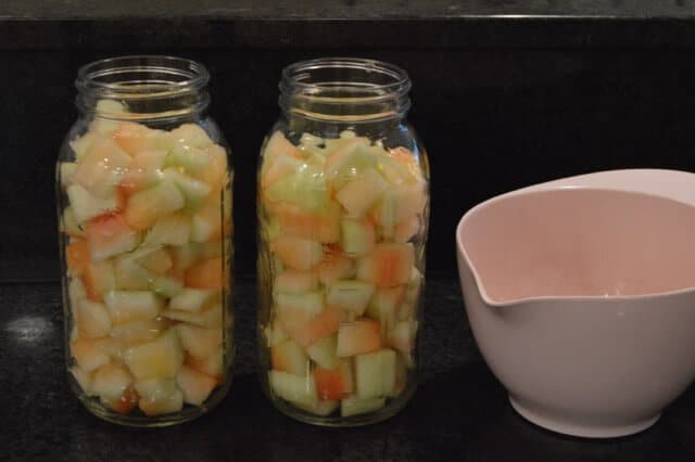 Fermented Watermelon Rind Pickles | Real Food RN