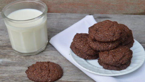 Chocolate Superfood Cookies