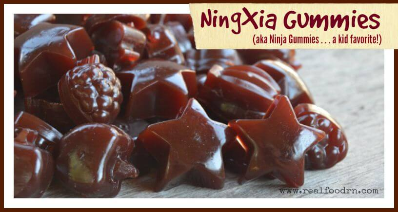 NingXia Gummies | Real Food RN