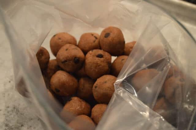 Lactation Cookie Dough Bites | Real Food RN