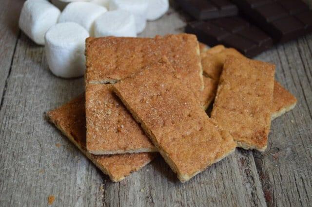 Grain-free Homemade Graham Crackers | Real Food RN